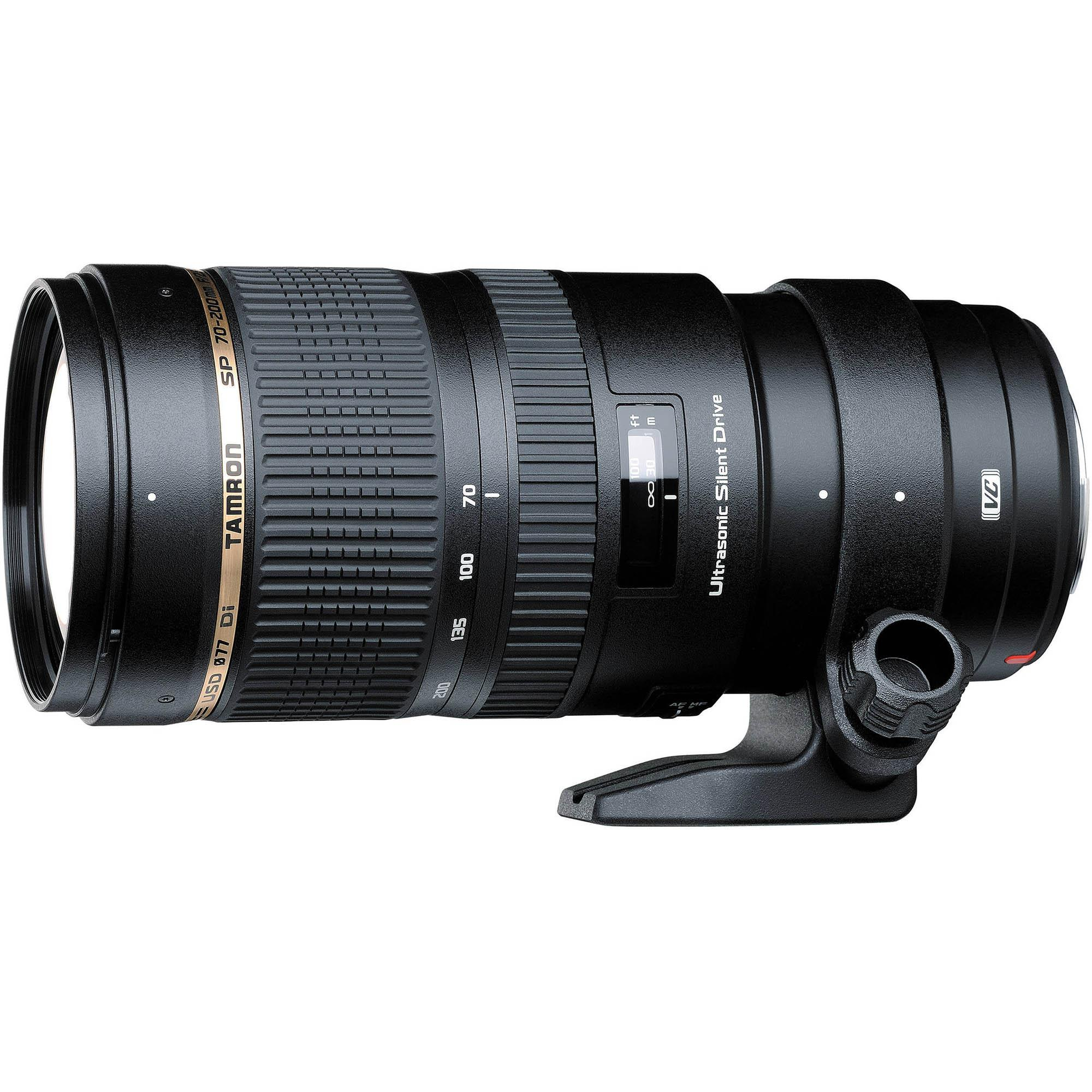 Tamron SP 70-200mm F2.8 DI VC USD For Nikon