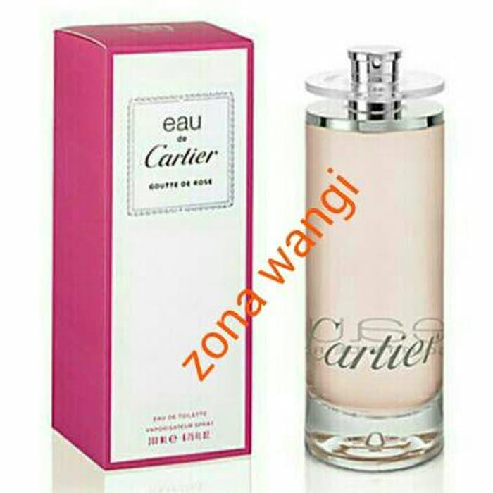 Parfum Original - Cartier Goutte De Rose Woman 200 ML