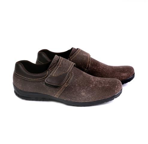 Promo sepatu kerja pria murah/ sepatu cowok casual canvas distro GARUCI asli Fashion