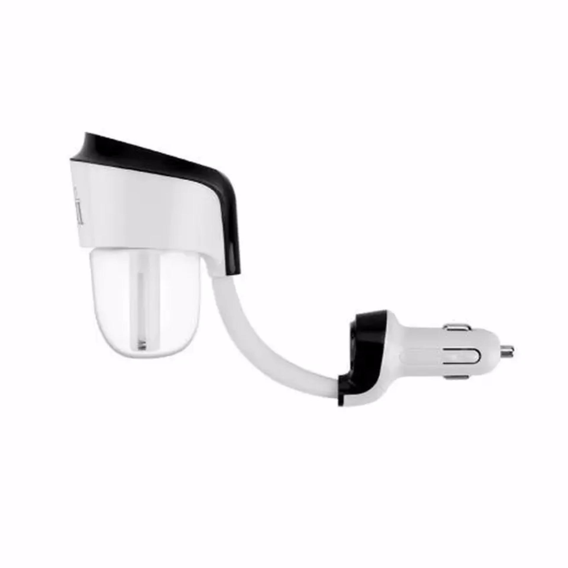 ... Pengharum Mobil USB Humidifier dan Spesifikasinya. Source · Car Humidifier II Air Freshener 12V / Car Charger - Black