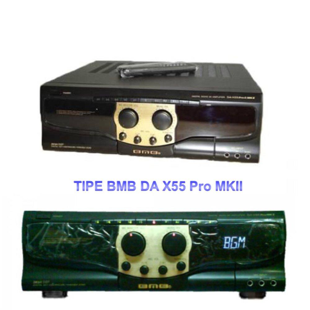 Amplifier TIPE BMB DA X55 Pro MK II