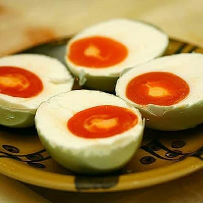 Telur Asin Matang By Sajira Farm.