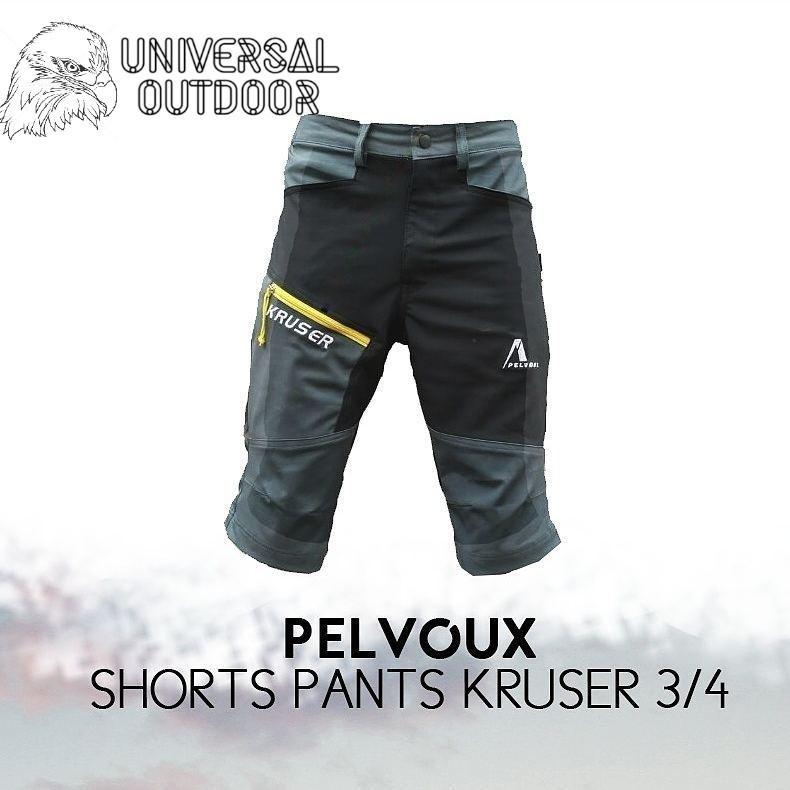 Pelvoux Shorts Pants Kruser 3 4