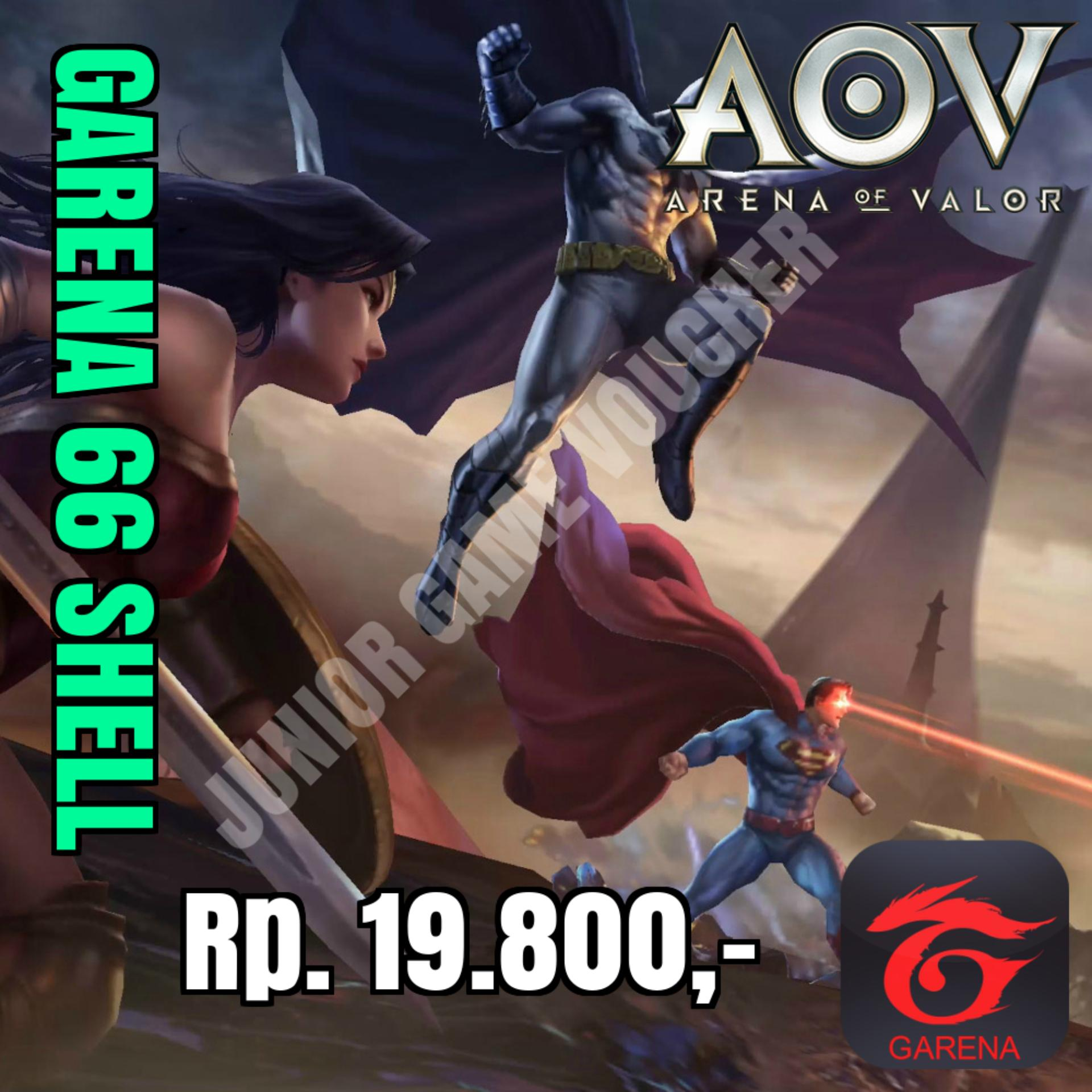 Buy Sell Cheapest Garena Shell 165 Best Quality Product Deals 500000 66 Support Aov Digital Code