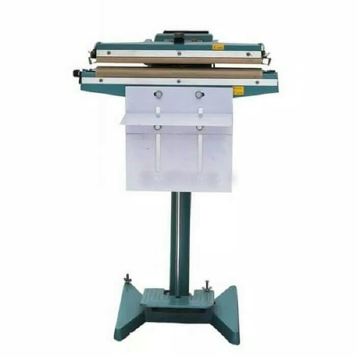 Pedal sealer mesin press segel plastik 35 cm