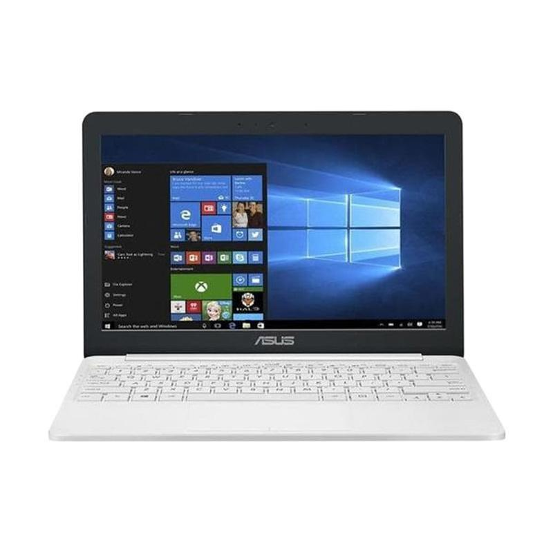 ASUS E203MAH-FD012T Notebook - Pearl White [N4000/2GB/500GB/No ODD/11.6