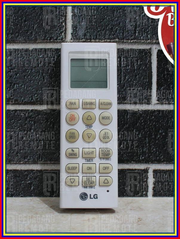 Remot Remote Ac Lg Hercules Akb73315601 Akb73215502 Ori Original