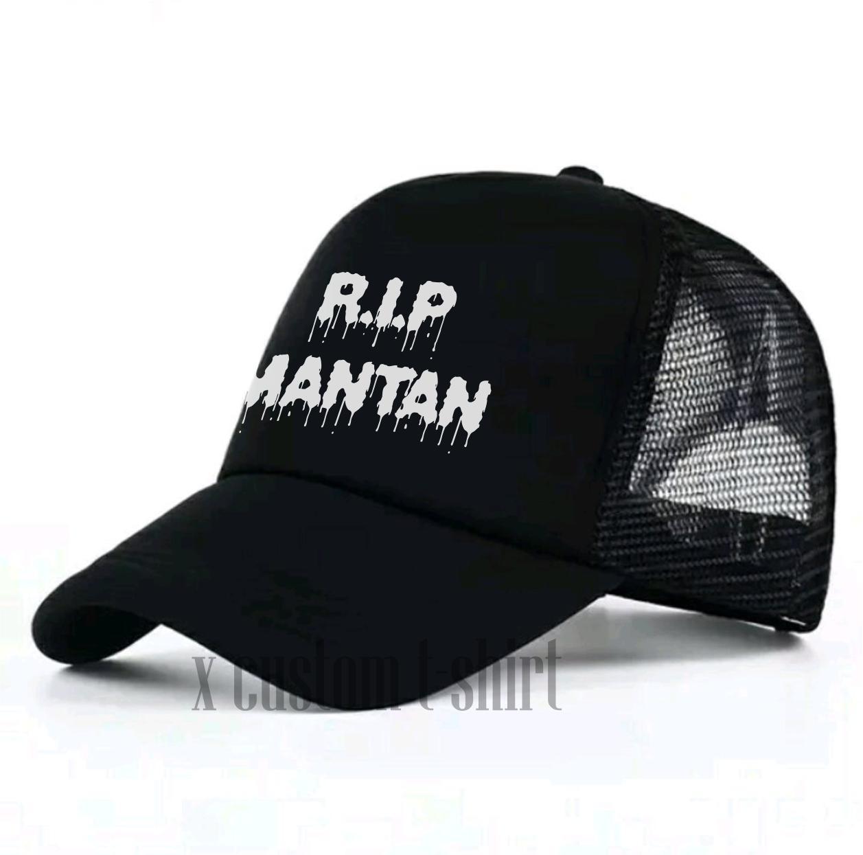 Topi pria / Topi distro / trucker mantan