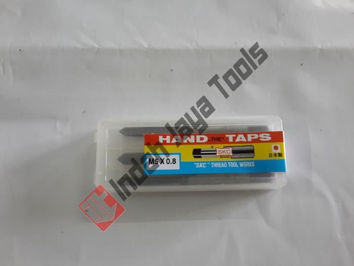 Hand Tap SKC M5 x 0,8 (3pcs)