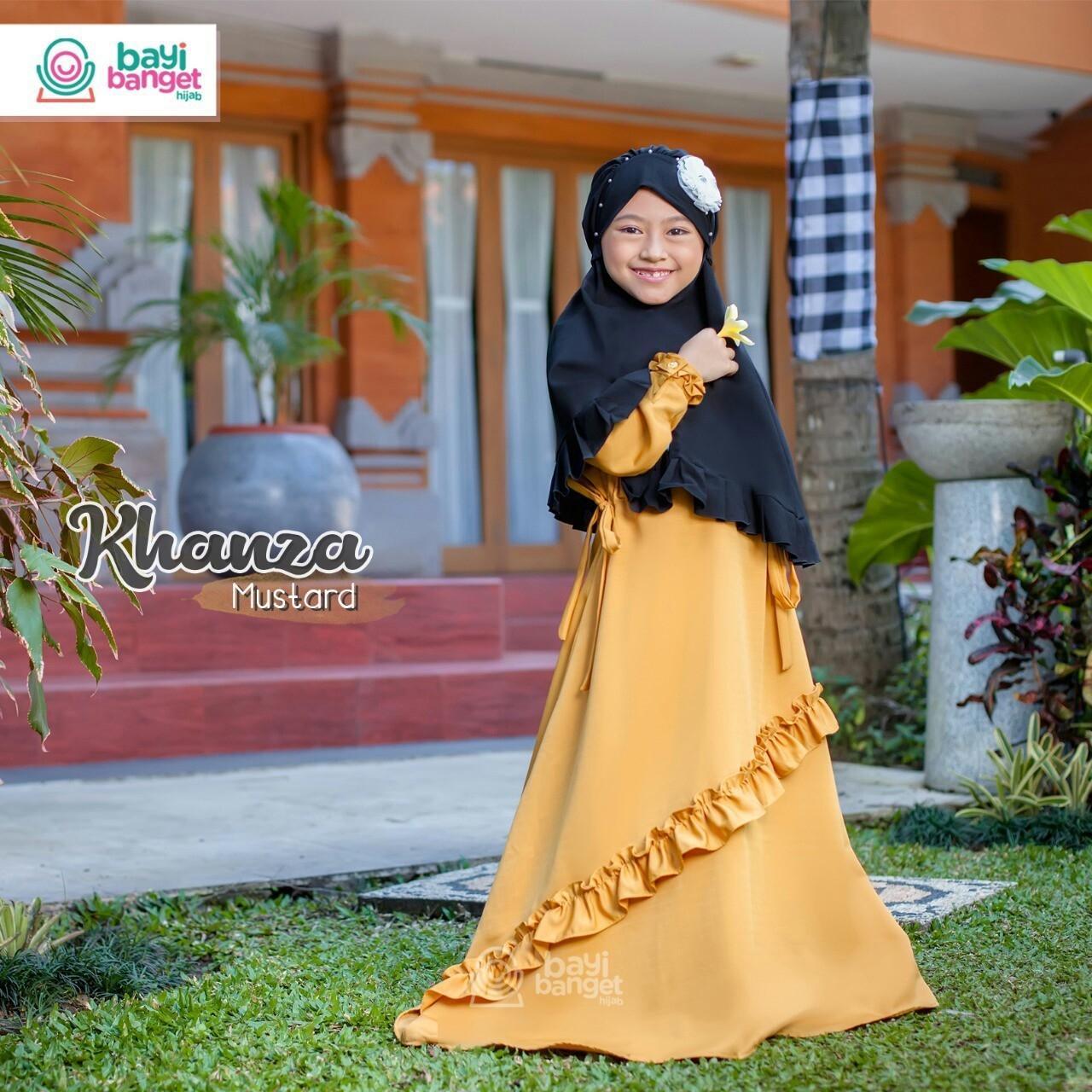 Fairuz Hijab, TERCANTIK ! Baju Gamis Anak Perempuan, Gamis Anak Adem, Gamis Anak Keren, Gamis Anak