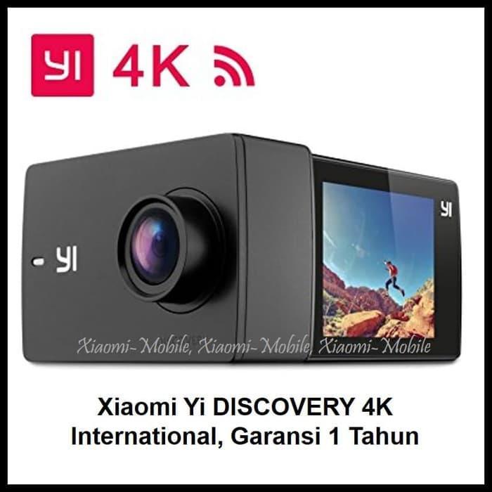 Xiaomi Yi Action Camera WiFi 16MP 1080P 60 FPS
