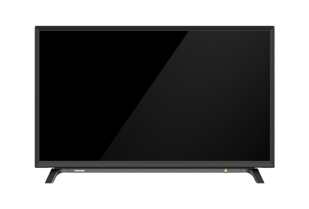Toshiba 32 Inch HD Ready Flat LED TV 32L1600 - Nasional
