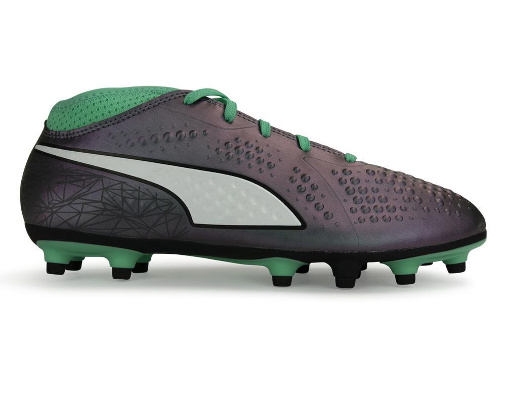 Puma sepatu bola Puma One 4 Illuminate Syn FG Junior - 10493701
