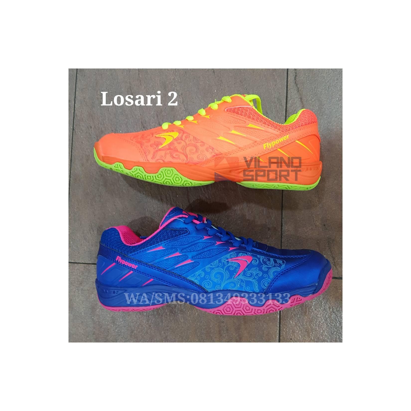 Sepatu Badminton Flypower Losari 2