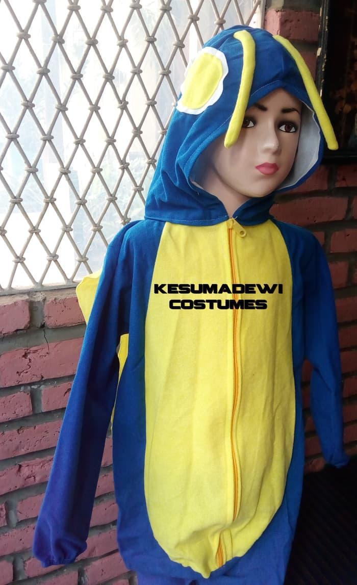 Promo Merdeka!! Kupukupu, Baju Karnaval Pentas Seni Anak Kostum Karakter Binatang - ready stock
