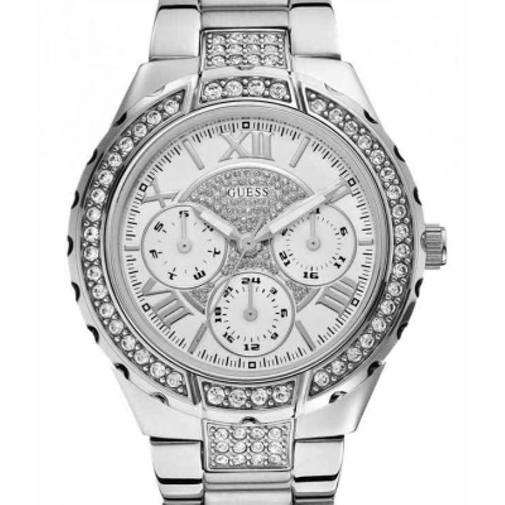 Jam Tangan wanita Guess original W0111L1  Garansi resmi Guess MMBKL