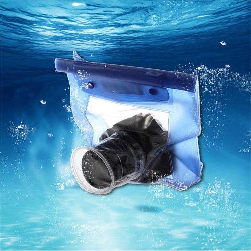 Uinn Rumah Bawah Air Tahan Air Kamera Tas Kering untuk Canon 5D/7D/450D/60D