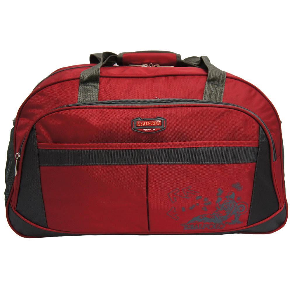 Rp 170.100. Real polo Travel Bag ...