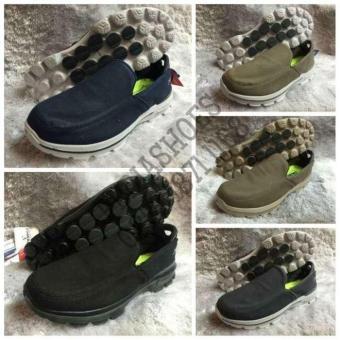 Limited Sale Sepatu Pria Skechers Gowalk 3 Men Unwind Original pencari harga  - Hanya Rp374. 95f008f398