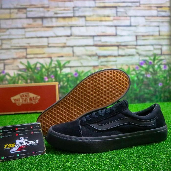 Sepatu Vans Oldschool Man Premium Original - UDH1 / 6 - gu8nJi