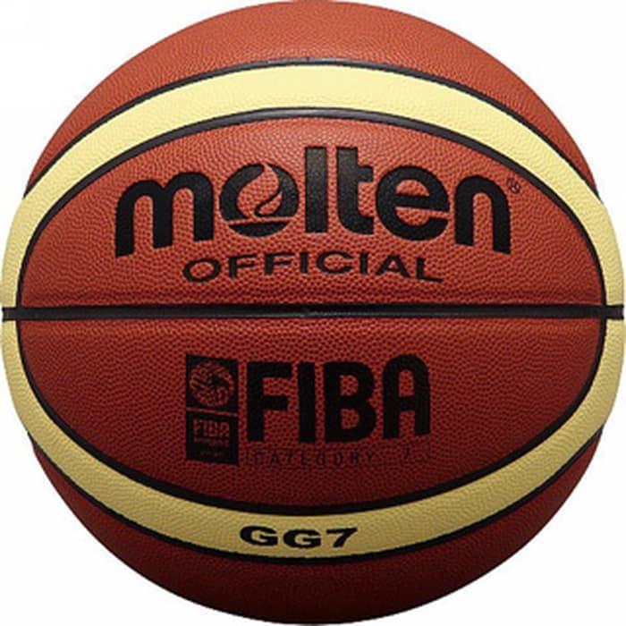 HARGA PROMO!!! Bola Basket Kulit Molten GG7 - igZoyd