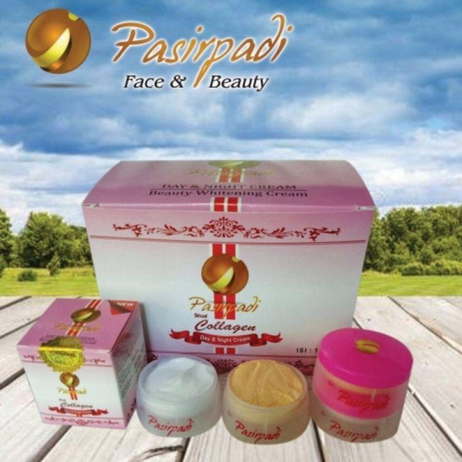 Buy Sell Cheapest Pasir Padi Paket Best Quality Product Deals Cream Temulawak Holo Super Pagi Malam Collagen Promo Perawatan Wajah
