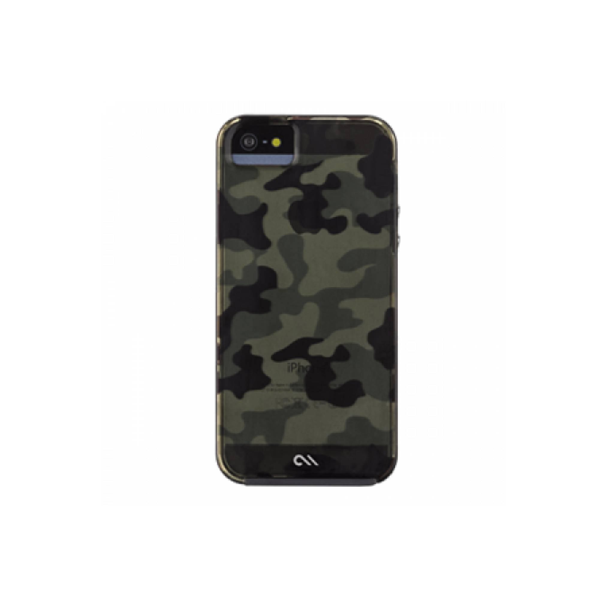 Case-Mate iPhone 5 Urban Camo - Camo [Packing Rusak]