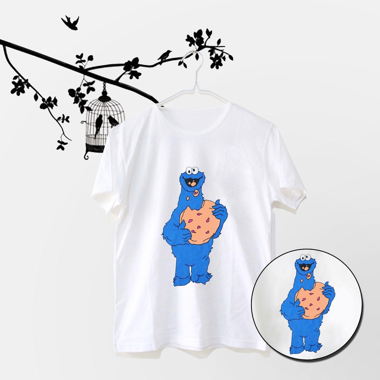 INC Tumblr Tee   T-Shirt   Kaos Wanita Lengan Pendek Elmo 0ce55825fd