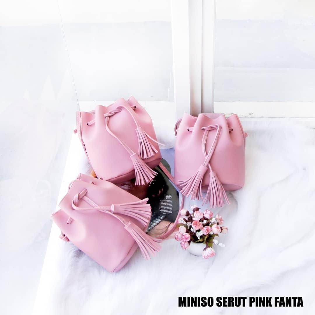 Harga Mynt By Mayonette Tas Selempang Bahu Wanita Casual Korean Manggo Bags Tassel Backet Women Bag