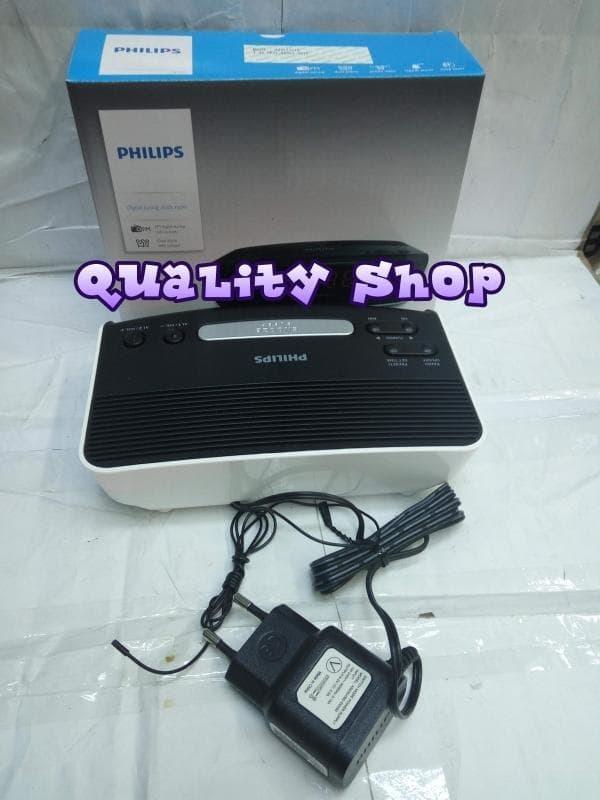 Referensi Terarisi radio alarm clock digital philips aj 3123 original Murah speaker aktif / speaker super bass