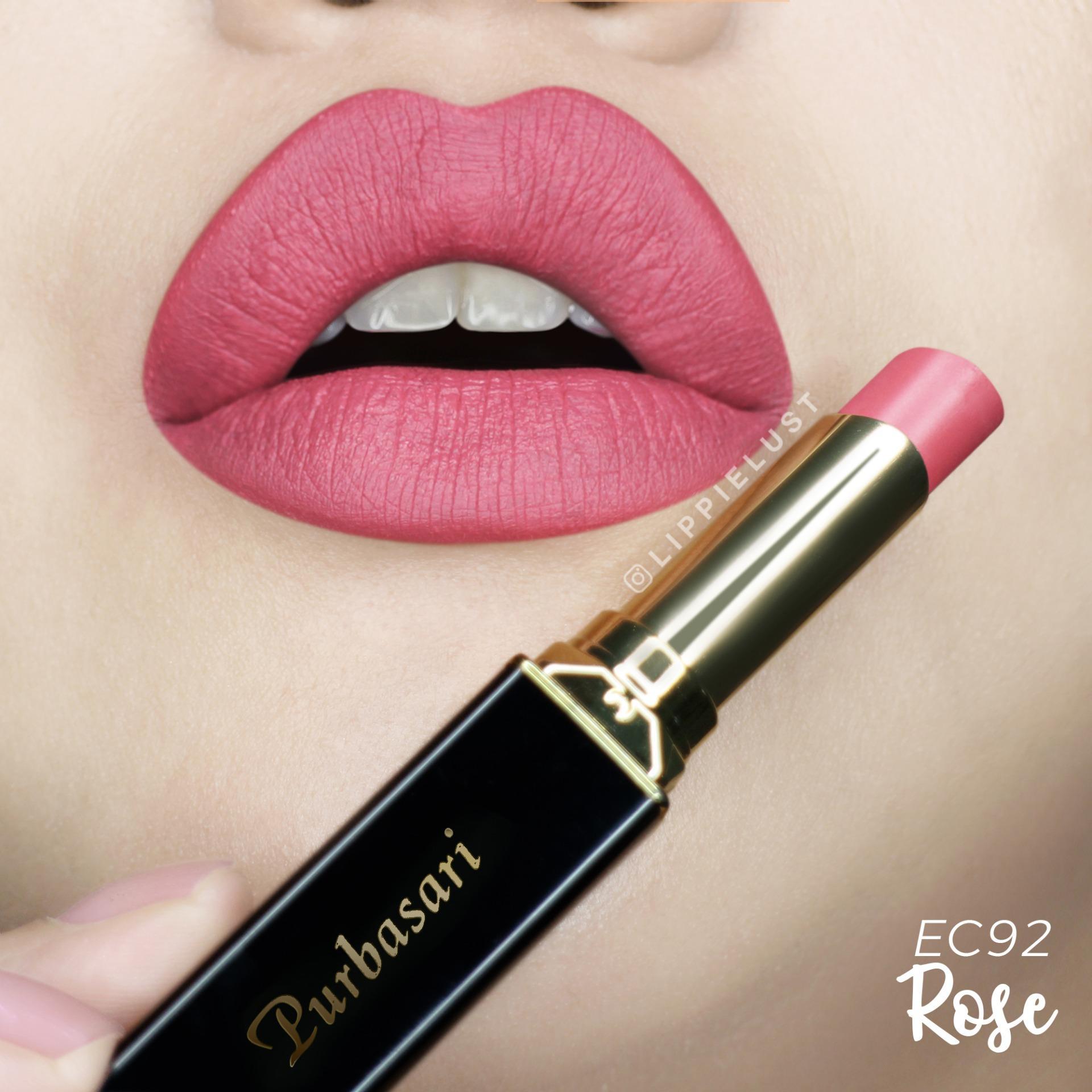 Purbasari Lipstick Collor Matte 92