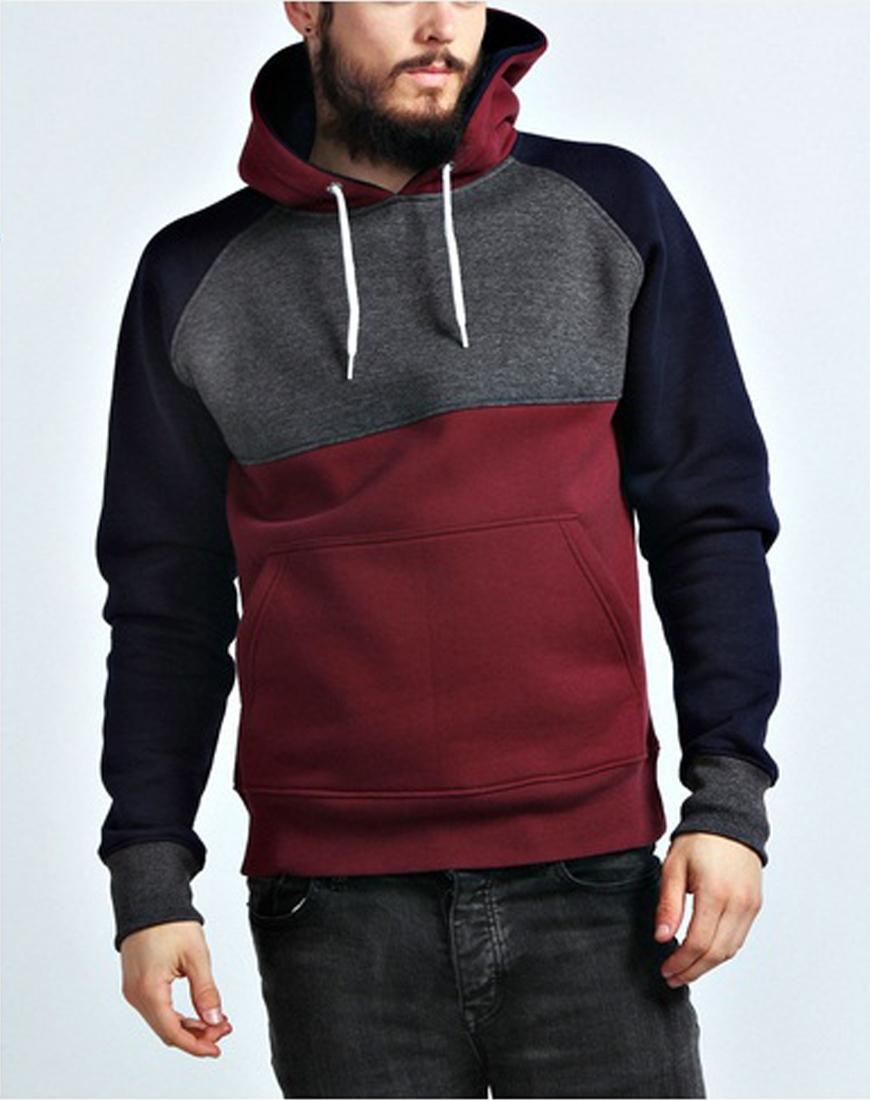 Hoodie Asasien Ltd Merah. Polos Bahan Fleece Cotton DISTRO TERBARU/ Jaket Sweatar Pria&Wanita.Nyama