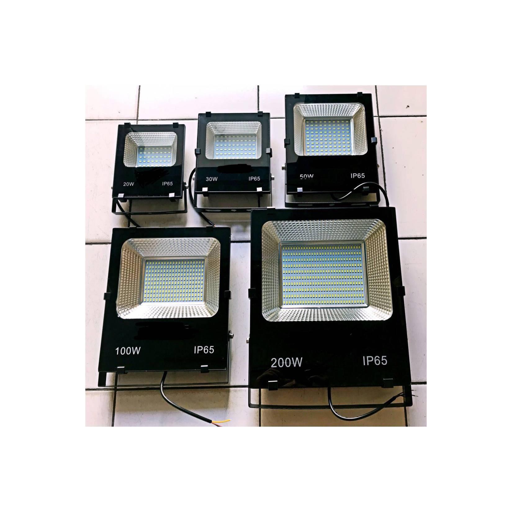 Lampu sorot led 150w 150 watt high quality