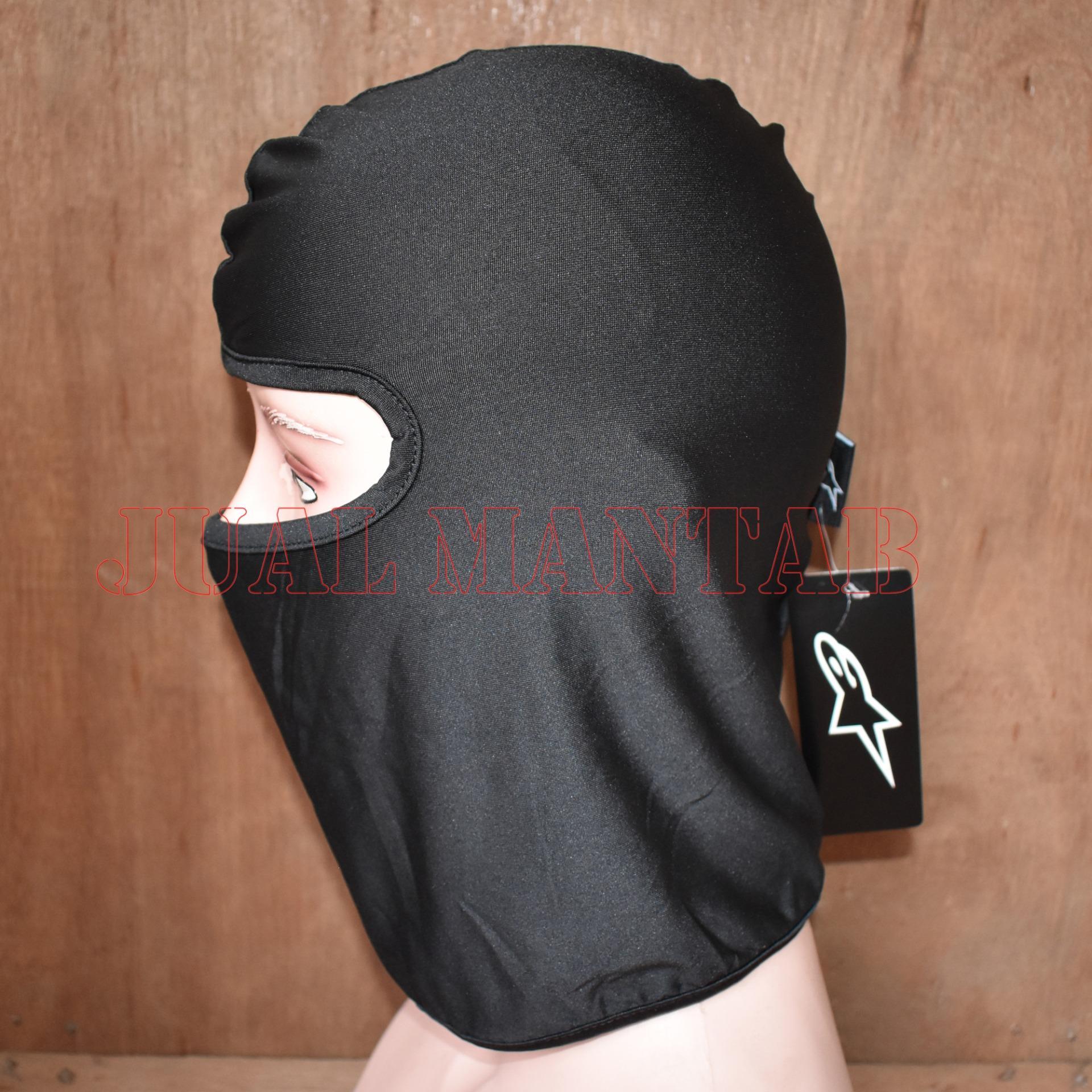 JM Masker Ninja Full - Hitam