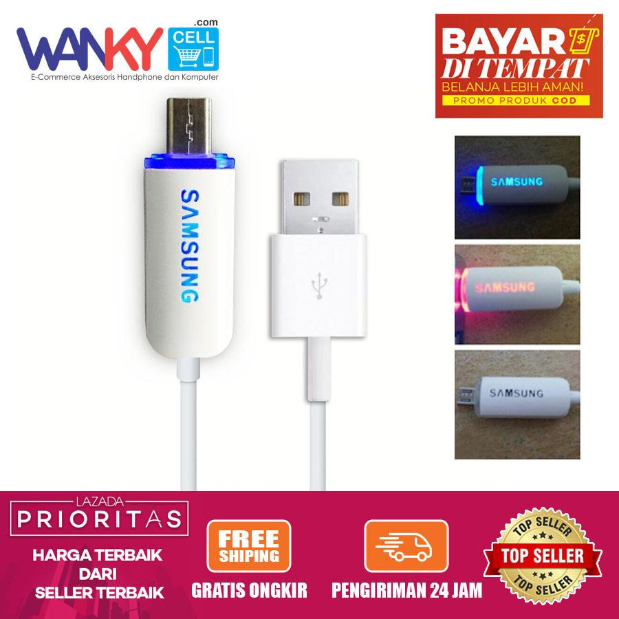 Wanky Kabel Data LED High Speed For Samsung/Asus/Oppo//Sony/