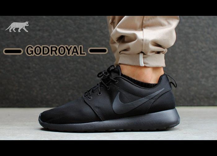 Sepatu Nike Roshe Run Murah Cowok - nlBAaC