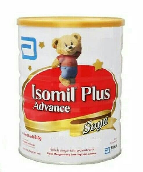 Isomil Plus Advanced Soya 850 Grm By Shoppingexpress.