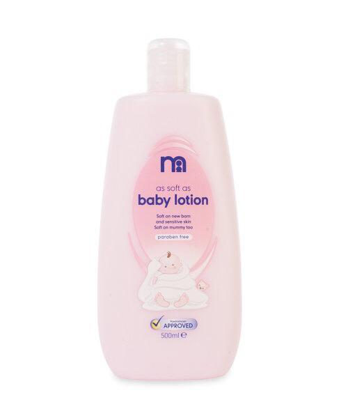 PROMO  Mothercare Lotion baby  TERLARIS