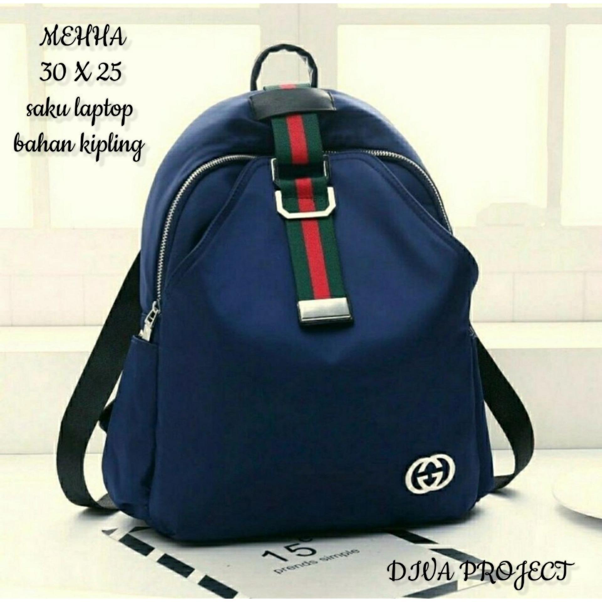 DoubleC Fashion Backpack Bugayo / Tas Wanita /Backpack / Ransel / Tas Anak /Tas ransel Wanita
