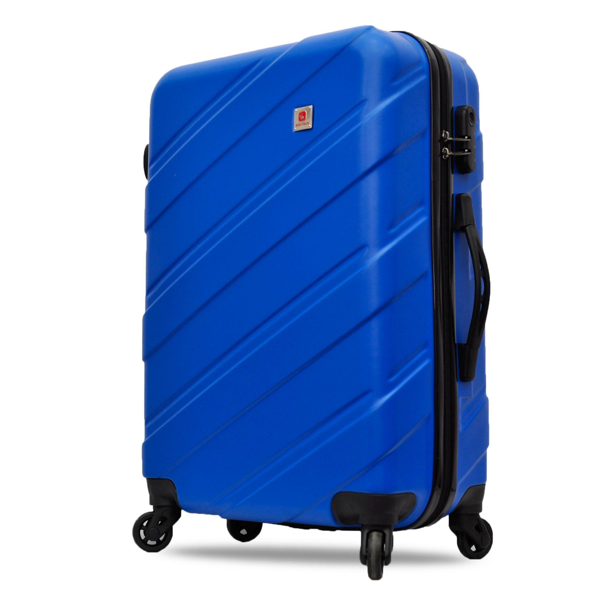 Polo Team Tas Koper Hardcase Kabin size 20 inch 040