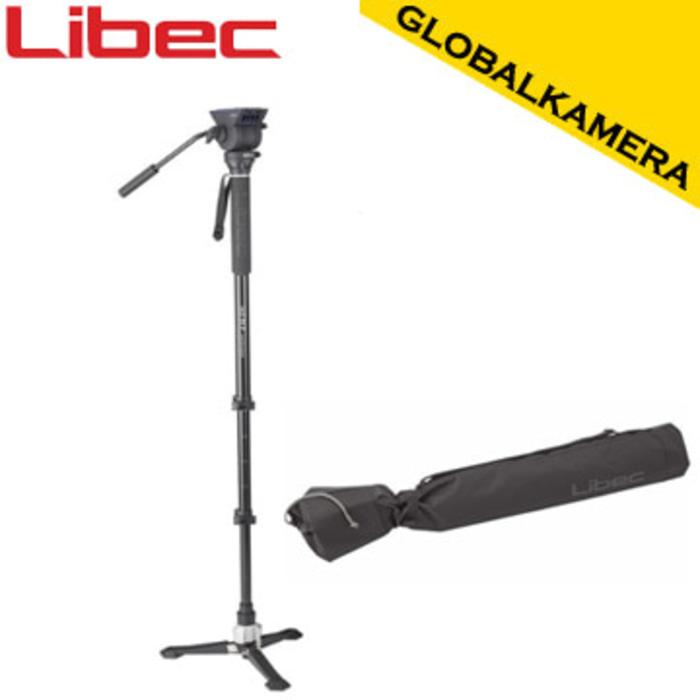Libec HFMP Kit Monopod with TH-X Pan-and-Tilt Video Head