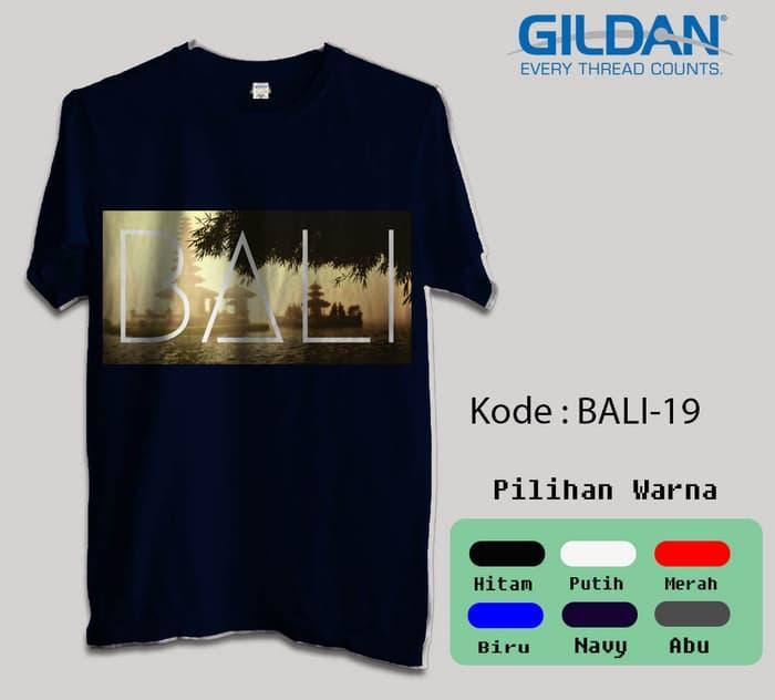 Kaos Gildan Softstyle - Panorama, Keindahan Alam Bali - XPyJhZ