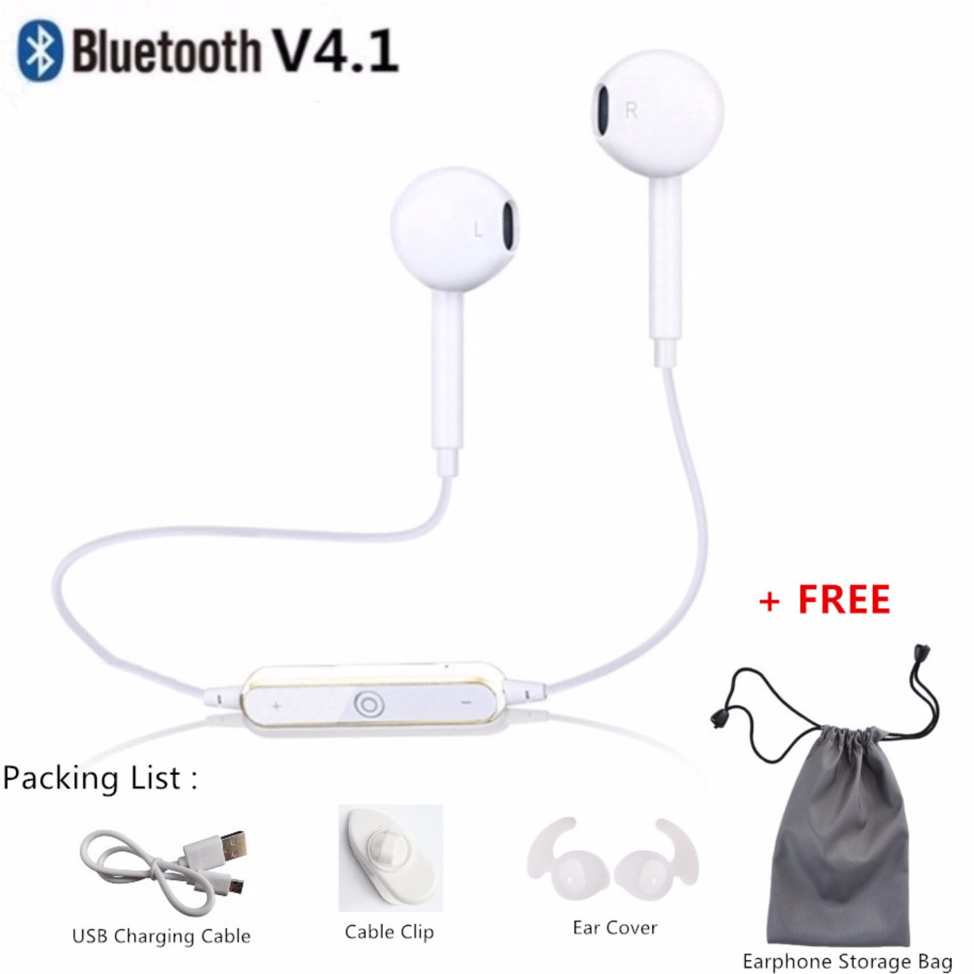 Wireless Earbud Terlengkap  f8c15bbe4a