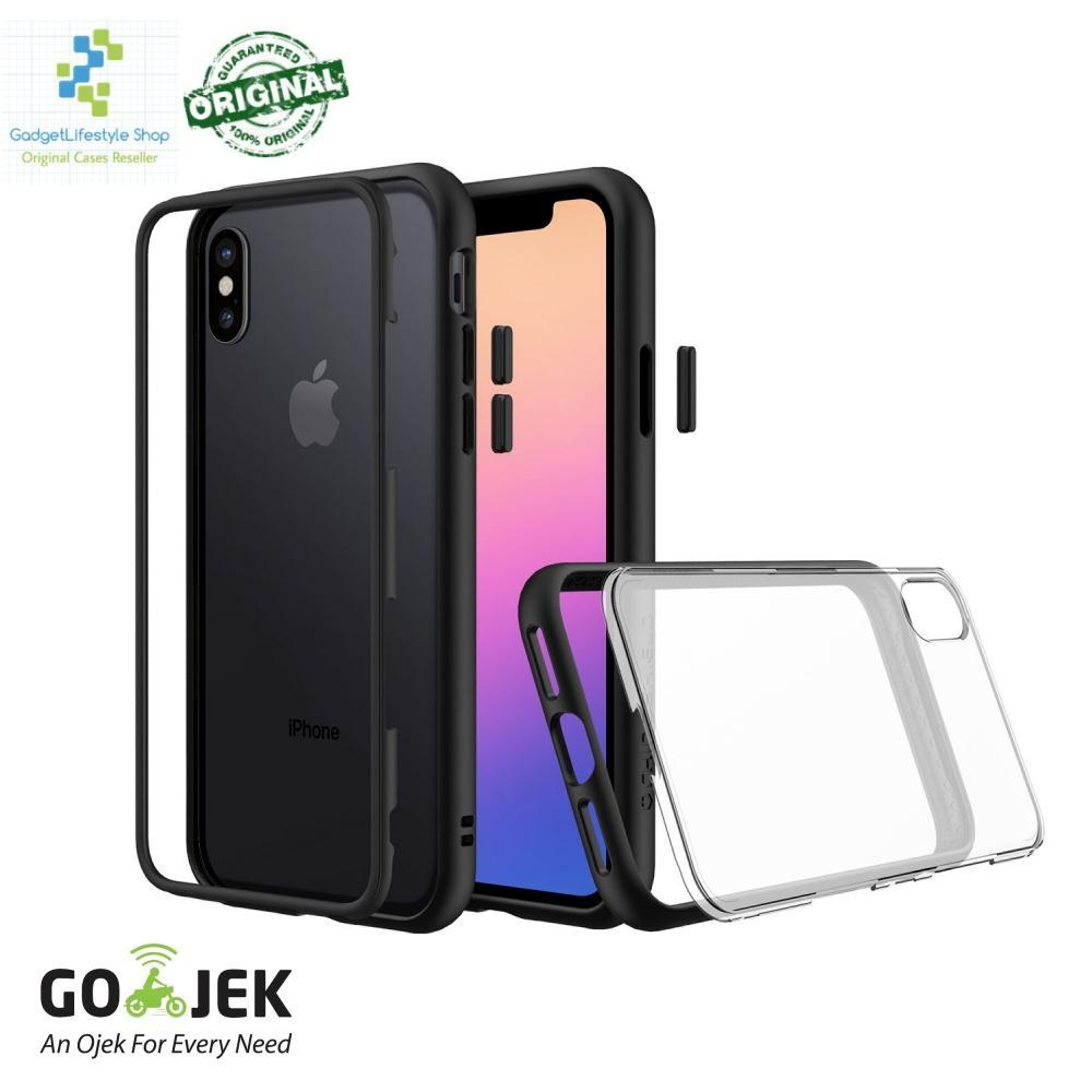 Original Rhinoshield Mod Case iPhone X - Black di lapak Gadget Lifestyle gadgetlifestyle