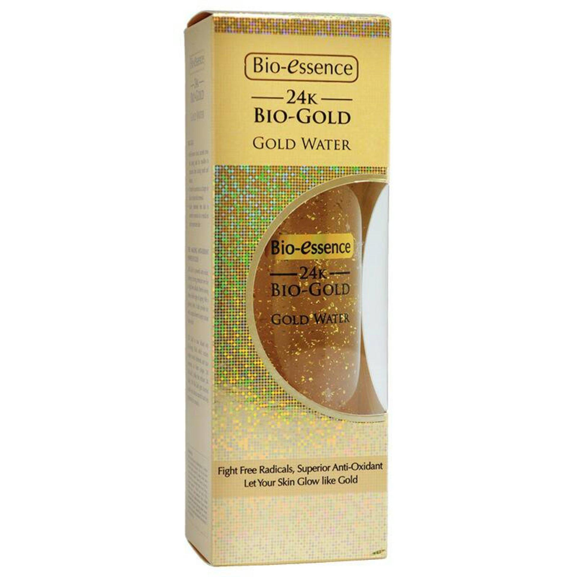 Buy Sell Cheapest Bio Essence Tanaka Best Quality Product Deals Treatment In Oil 60ml Free Miracle Water 30ml 24k Goldwater