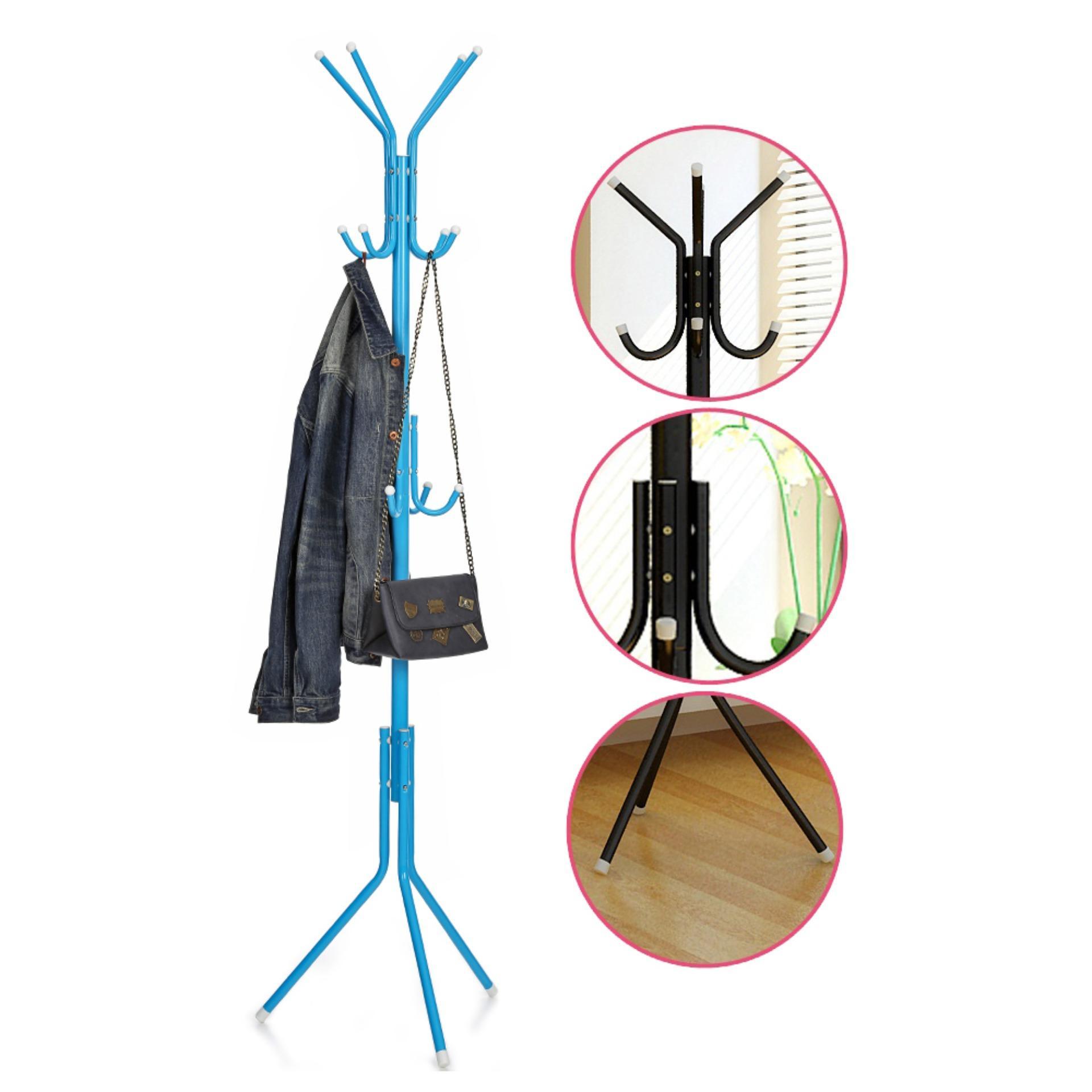 Stand Hanger -  Gantungan Baju Standing Hanger / Multifunction Stand Hanger
