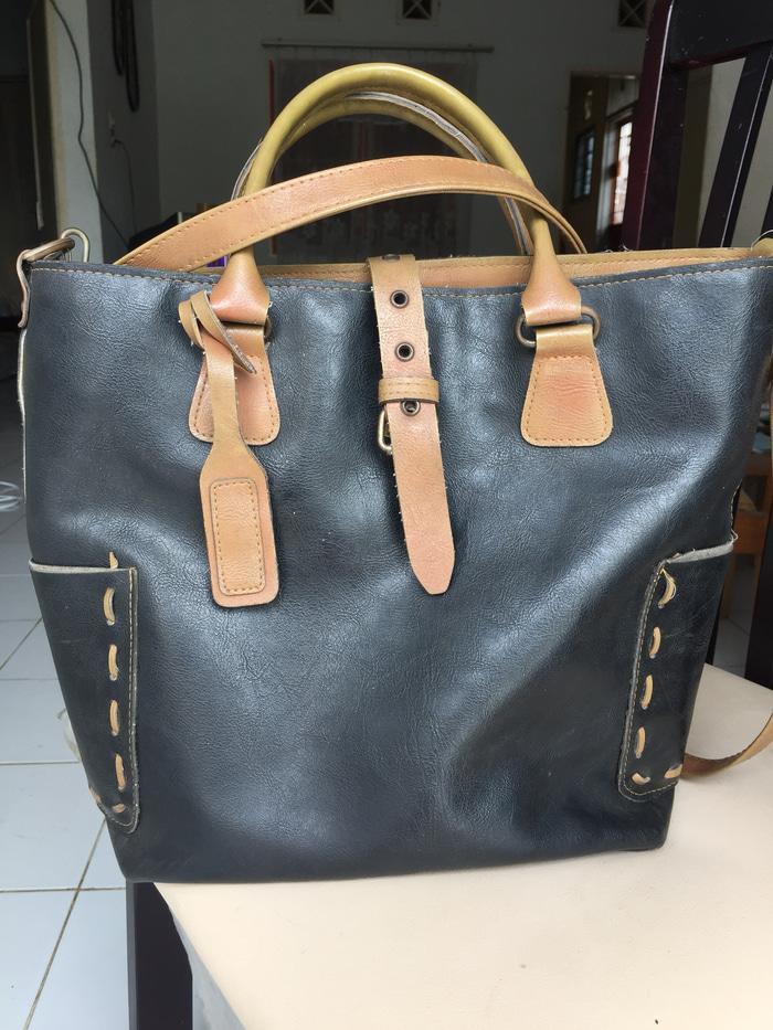 BEST SELLER!!! tas kulit import second bekas preloved - xbkTPz