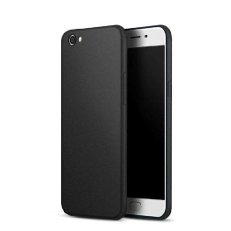 Rp 8.000. Case Slim Black Matte For Oppo A71 Baby Skin Softcase Ultra Thin Jelly ...