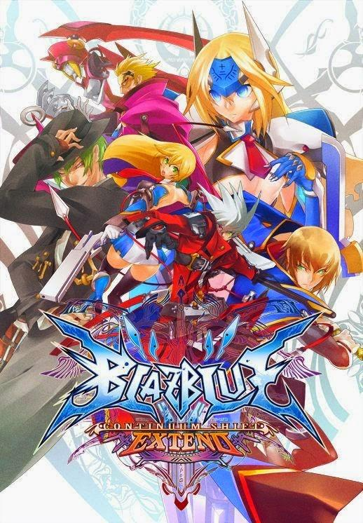 BlazBlue Continuum Shift Extend full Game PC (PC Games/DVD Game PC)