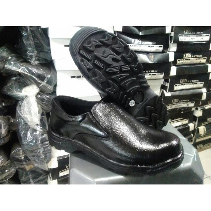 Sepatu Safety King Arthur Slip On - Rdeg9u